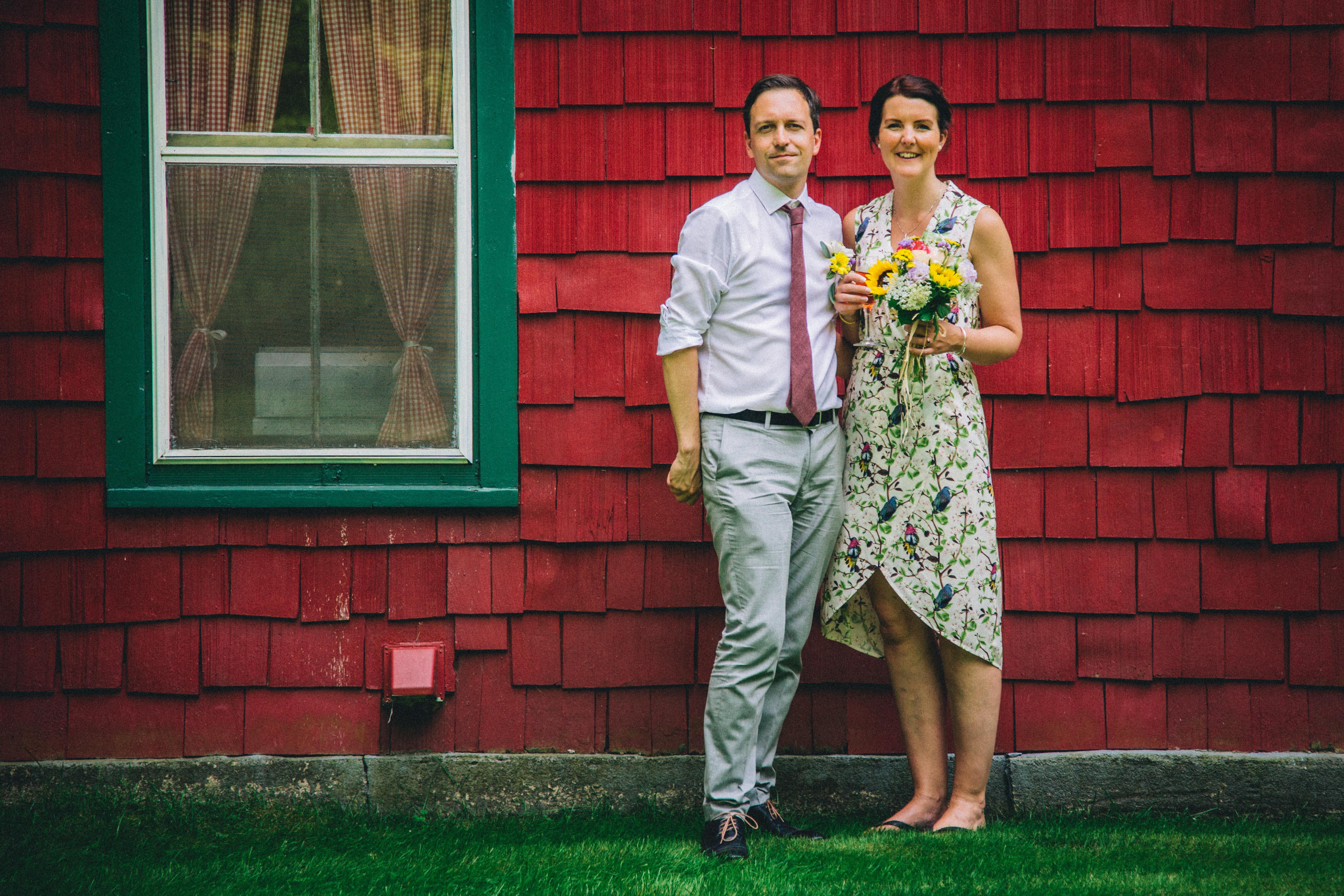 Documentary Wedding Photographer Tyringham, MA