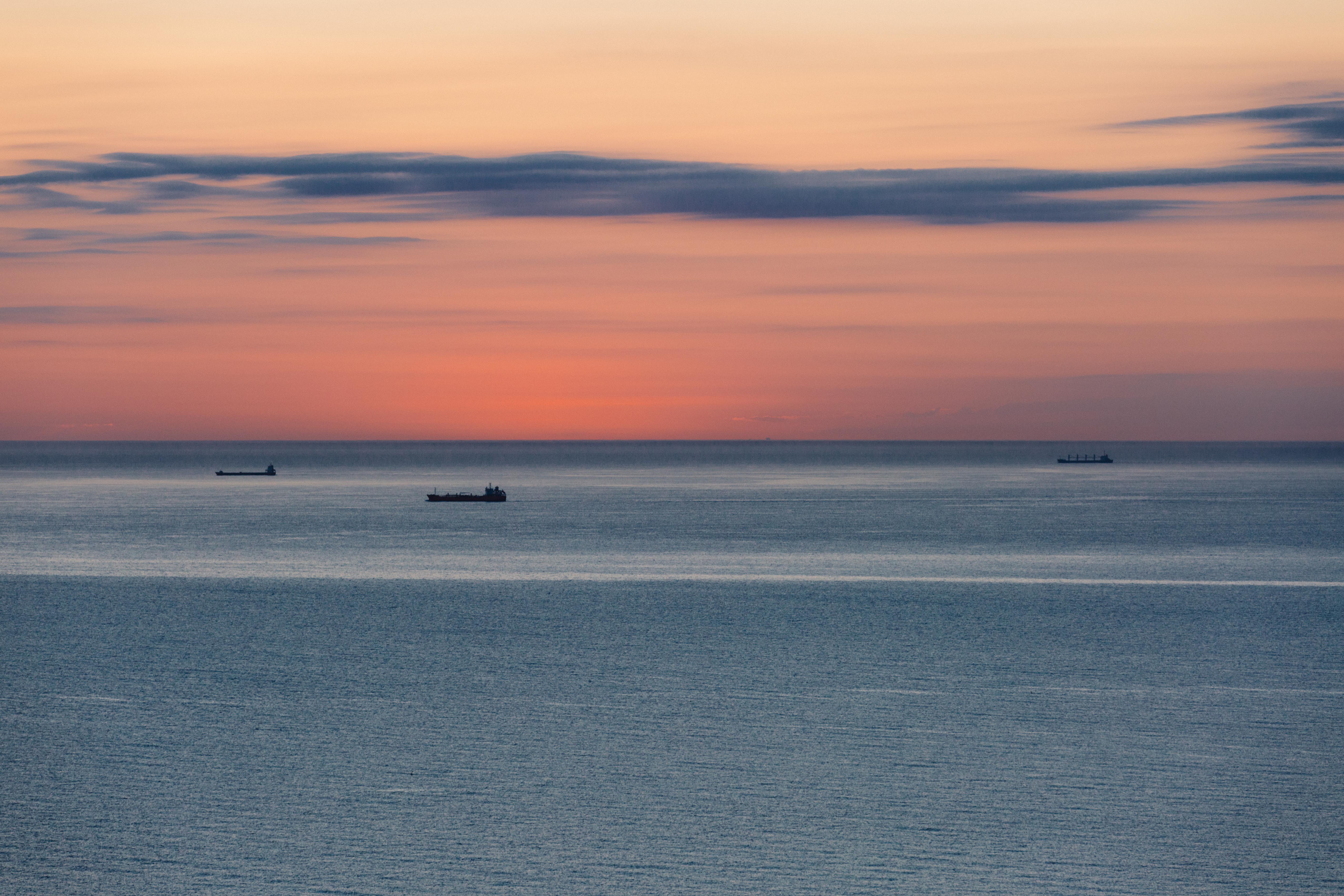 Robin Hoods Bay Seascape Photography