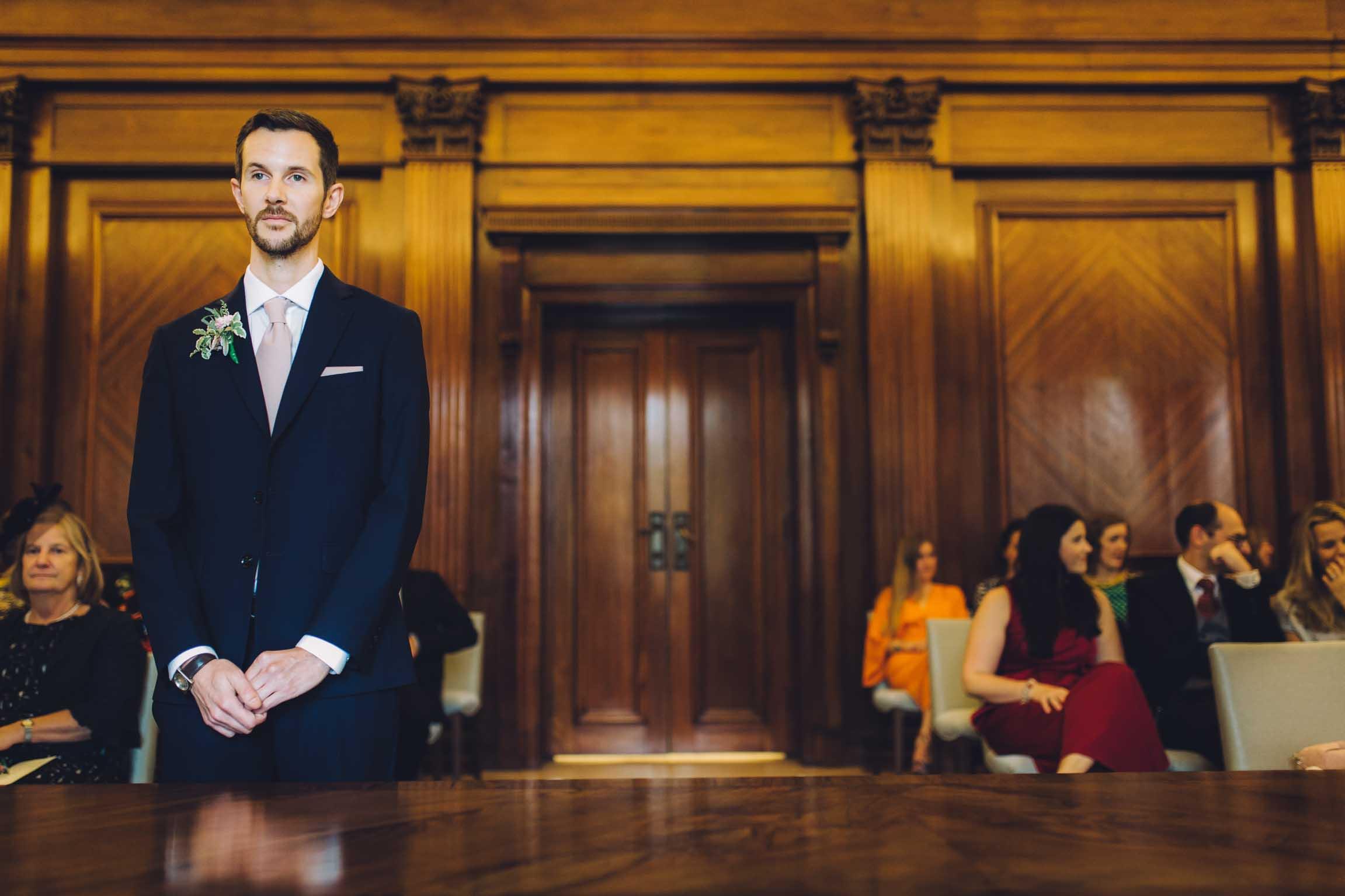 London Wedding Photograph