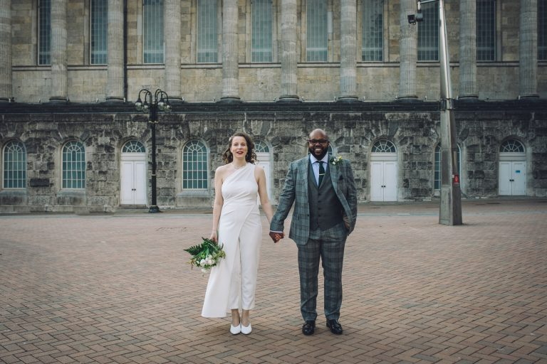 Town Hall wedding Birmingham