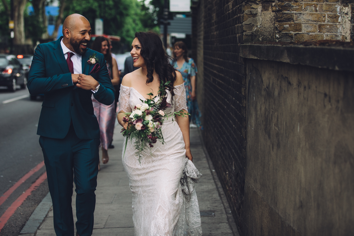 Wedding Photographer Hackney