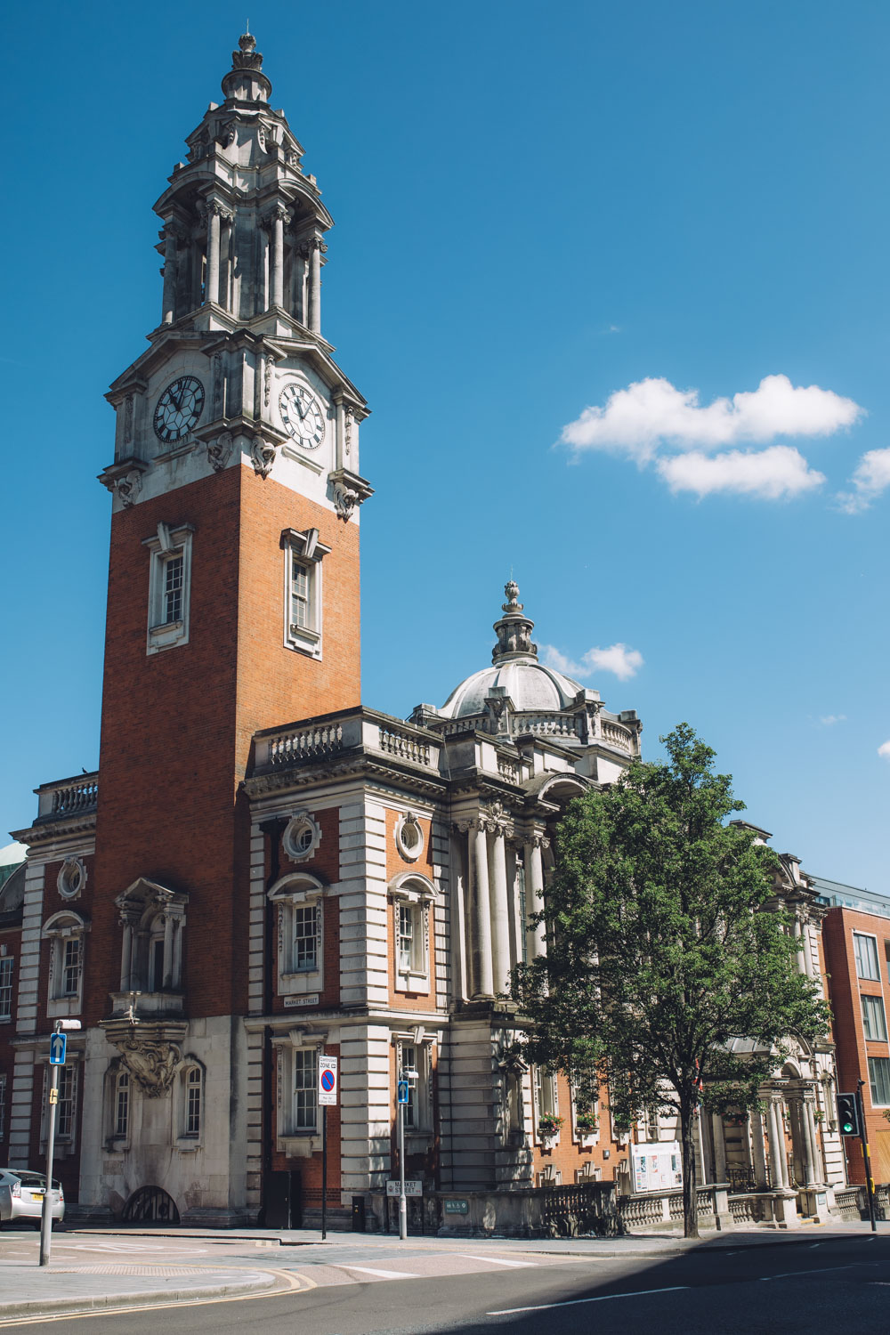 Best Woolwich Town Hall Wedding Photographer