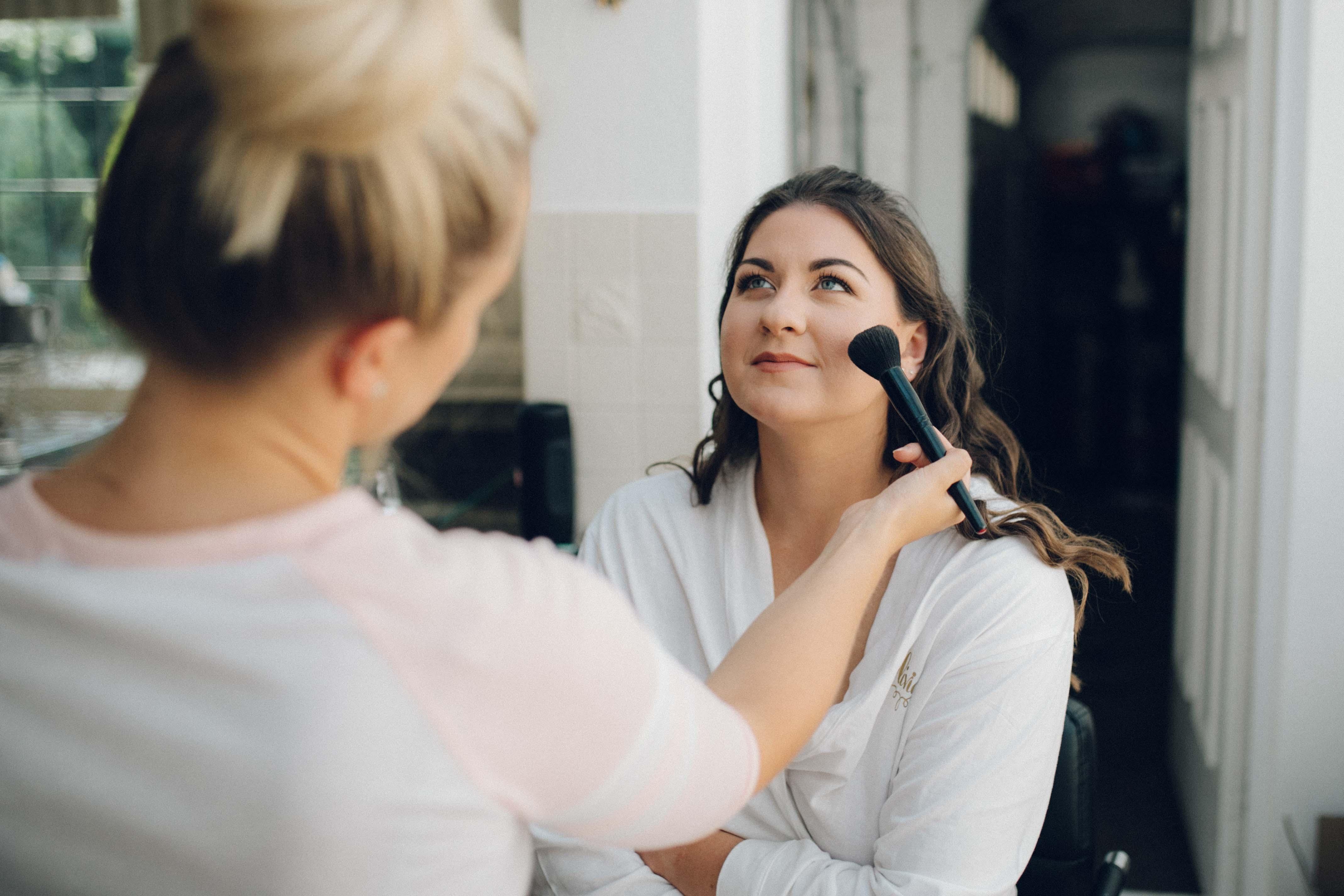 Bride+makeup