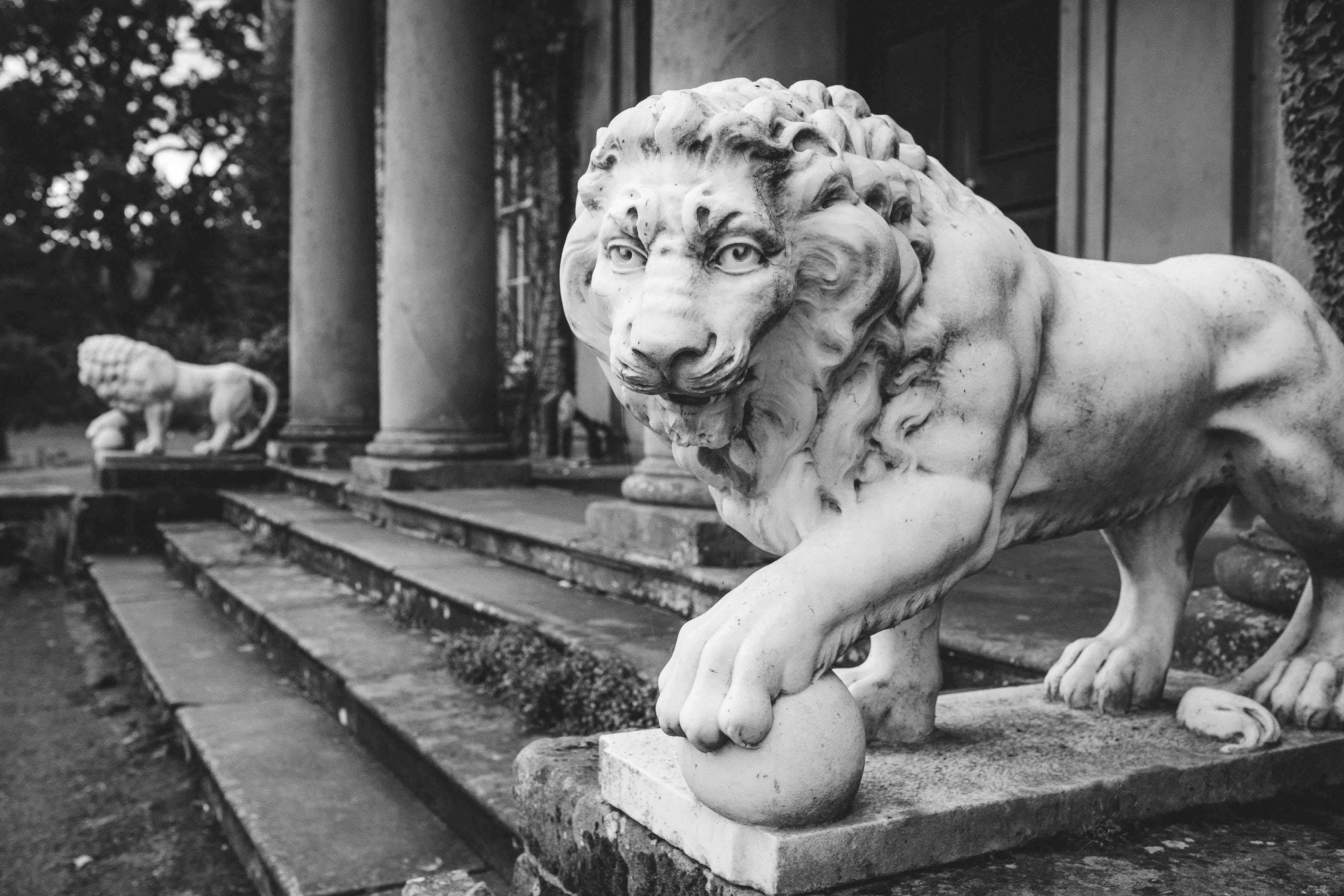 Walcot Hall Lions