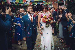 Shropshire Wedding | Walcot Hall | Kate & Matt